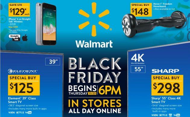 Walmart Black Friday Ad 2017