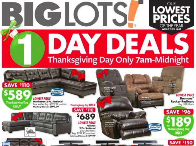 Check Out All The Latest Black Friday Ad Scans