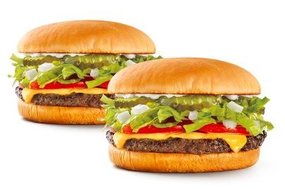 Sonic: Half-Priced Cheeseburgers on November 21, 2017