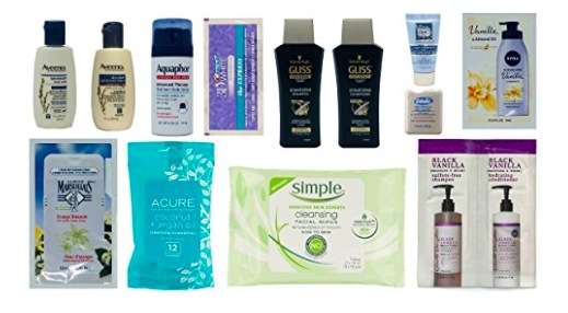 Amazon.com: Free Women's Skin and Hair Care Sample Box After Credit {Prime Members}