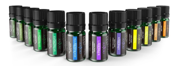 Amazon.com: Anjou Essential Oils Set (12 count) just $12.99!