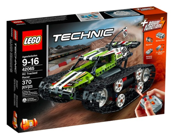 Amazon.com: LEGO Technic RC Tracked Racer Building Kit just $79.99 shipped {Lowest Price}!