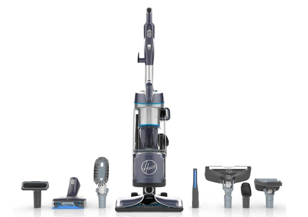 Amazon.com: Hoover REACT Powered Reach Premier Bagless Upright Vacuum only $199 shipped!
