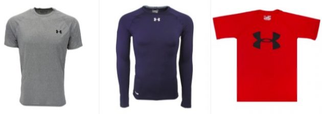 Under Armour Cyber Monday Sale = Prices as low as $11.05 shipped!