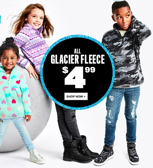 The Children's Place: Glacier Fleece Jackets & Pants only $4.99 + Free Shipping!
