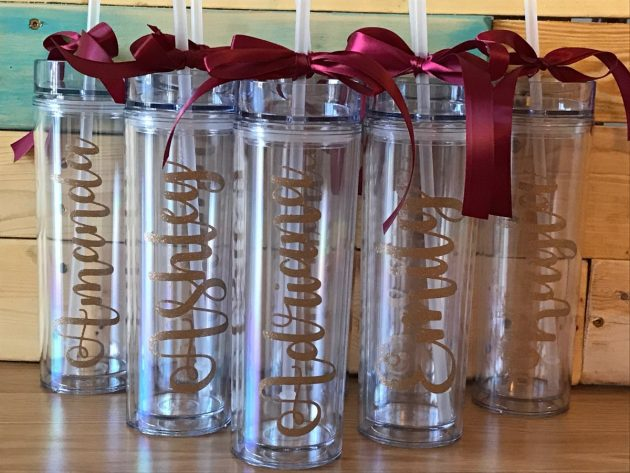Get a Personalized Tumbler for only $9.99!
