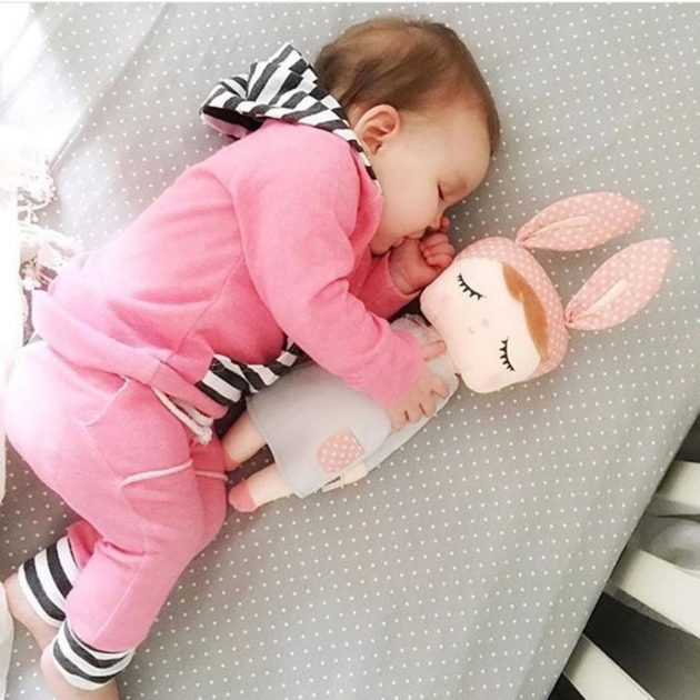 Get a Classic Sleeping Cloth Doll for only $14.99!