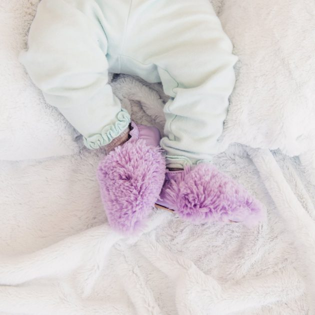 Get MUK LUKS Soft Baby Shoes for only $10.99!