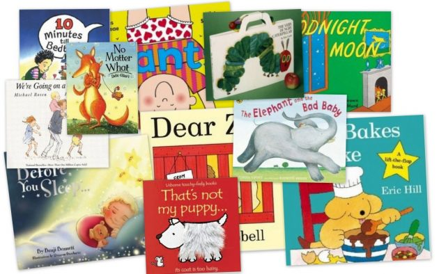 Half Price Books: Free Children's Book on November 18, 2017