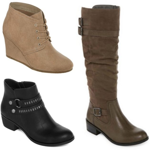 *HOT* JCPenney.com: Buy One Pair of Women's Boots, Get Two Free!