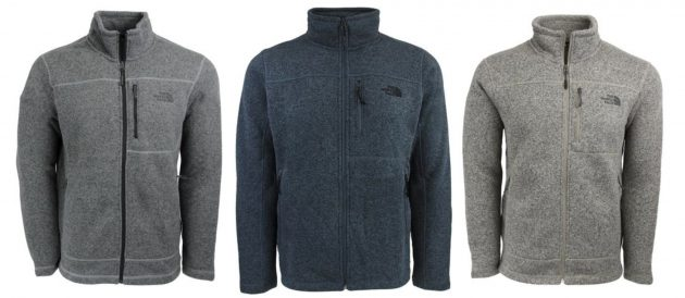 Get a The North Face Men's Gordon Lyons Full Zip Fleece Jacket for just $58.99 shipped!
