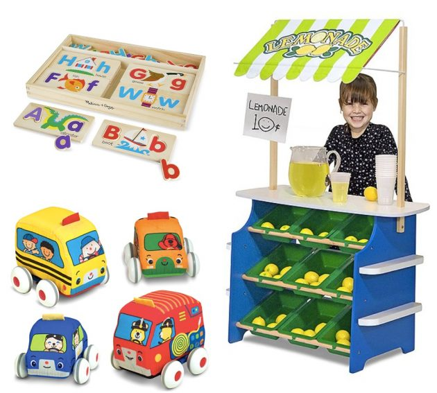 Zulily: Melissa & Doug Lemonade Stand for just $59.99 shipped, plus more!