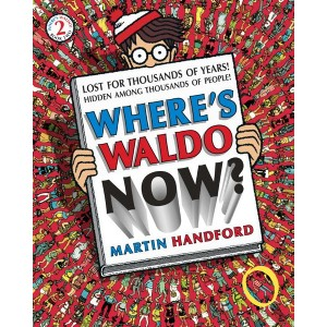 Target Cartwheel: 50% off Where's Waldo? Books
