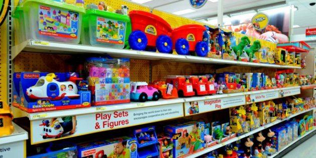 Target: 25% off Toys on November 18, 2017!