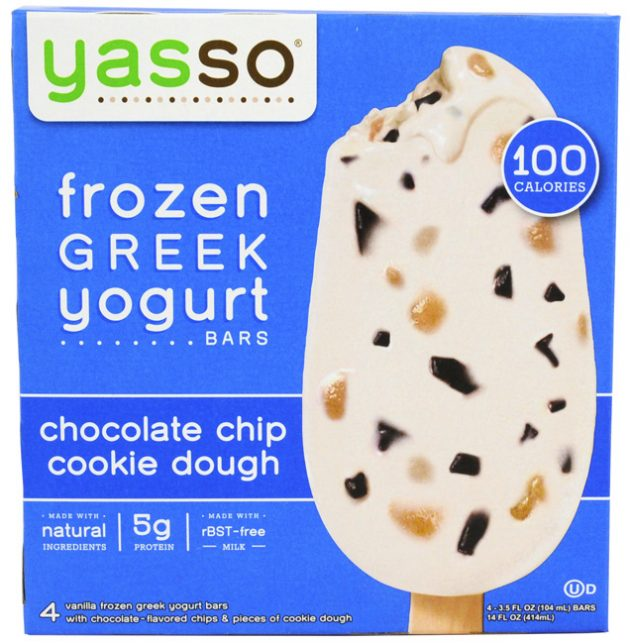 Kroger: Free Box of Yasso Frozen Yogurt Bars