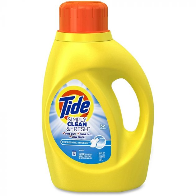 Walgreens: Tide Simply Detergent only $1.99!