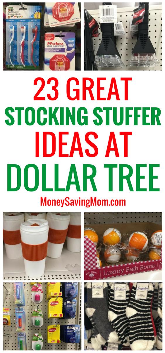 23 Stocking Stuffer Ideas From Dollar Tree Money Saving Mom