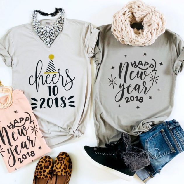 Get New Year's Tees for only $13.99!