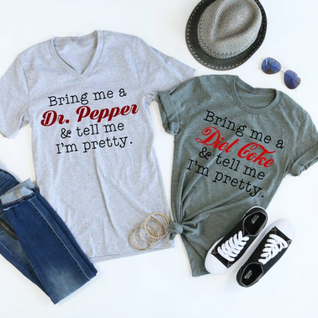 Get a Soda Pretty Tee for just $13.99!