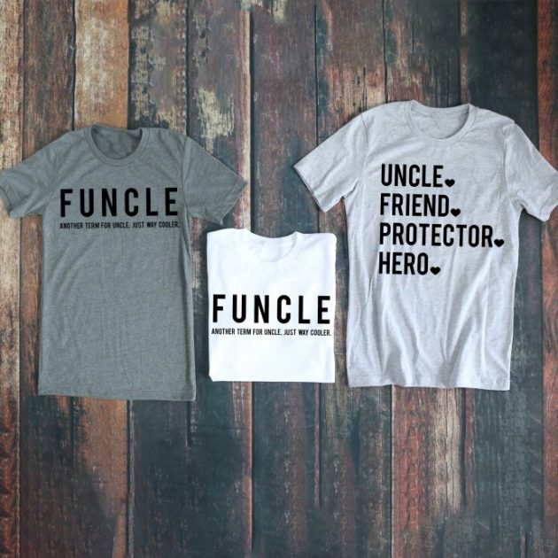 Get an Uncle Tee for just $13.99!