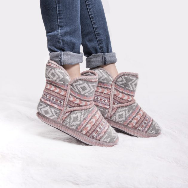 Get MUK LUKS Women's Lena Slippers for only $15.99 shipped!