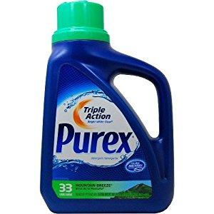 Walgreens: Purex Laundry Detergent only $0.99!