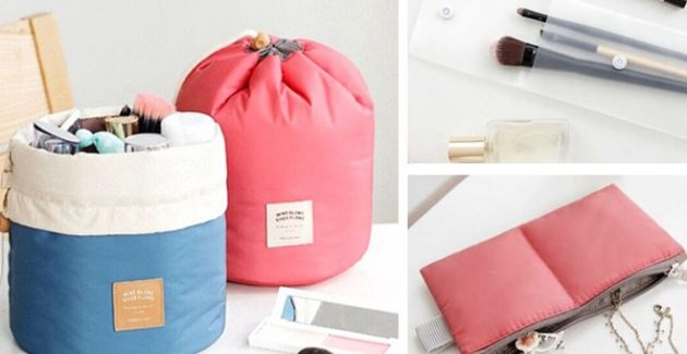 Get a Travel Cosmetic Bag for only $6.99!