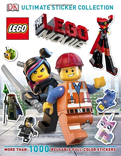 Amazon.com: Ultimate Sticker Collection: The LEGO Movie only $4.93!