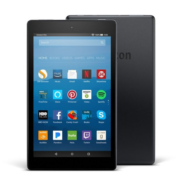 Amazon.com: Fire HD 8 Tablet with Alexa, 2 Pack only $99.98 shipped!
