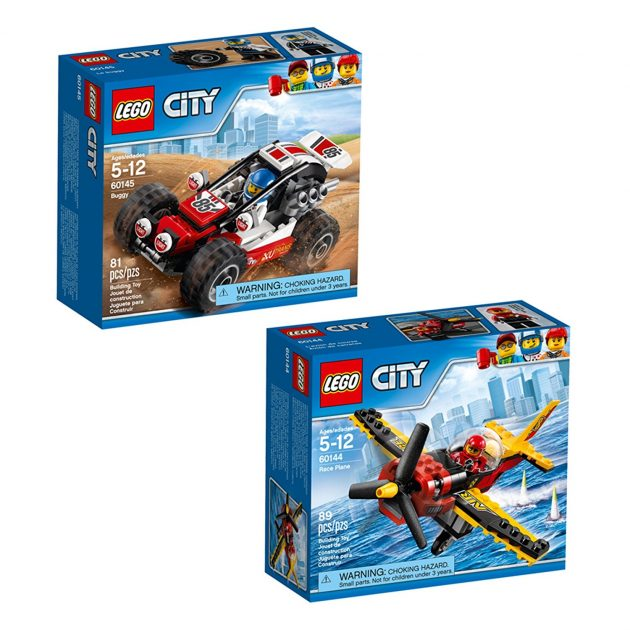Huge Savings on Select Building Sets (LEGO, Magformers, K'Nex, and more)!
