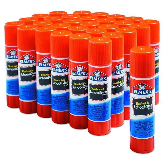 Amazon.com: Elmer's All Purpose School Glue Sticks, 30 Pack only $7.13!