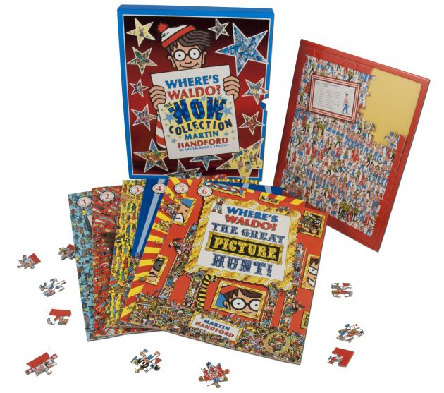 Amazon.com: Where's Waldo? The Wow Collection: Six Amazing Books and a Puzzle for just $17.53!