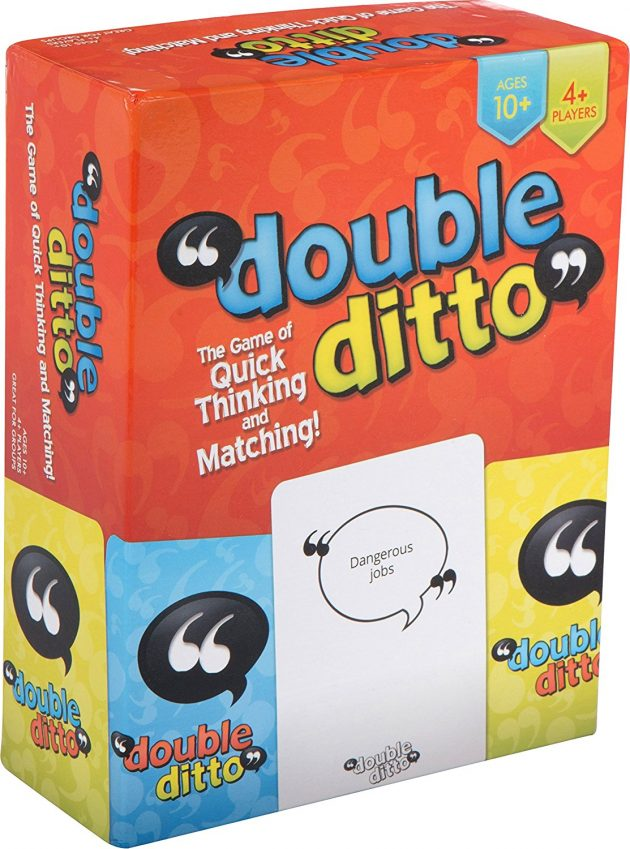 Amazon.com: Inspiration Play Double Ditto Family Party Board Game only $12.95!