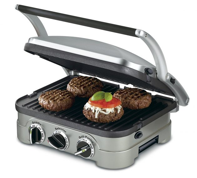 Amazon.com: Cuisinart 5-in-1 Griddler only $44.99 shipped!
