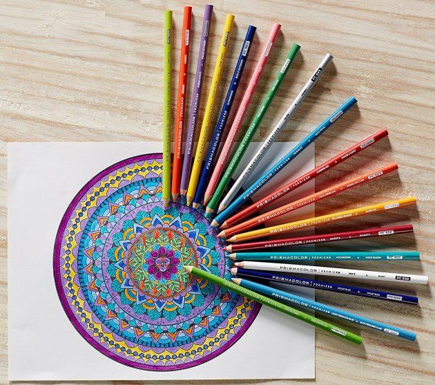 Prismacolor Colored Pencils 24-Count Set for just $8.33!
