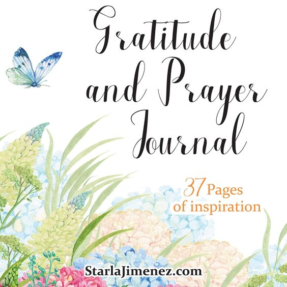 picture regarding Printable Prayer Journals identified as Free of charge Printable 30-Working day Graude and Prayer Magazine Cash
