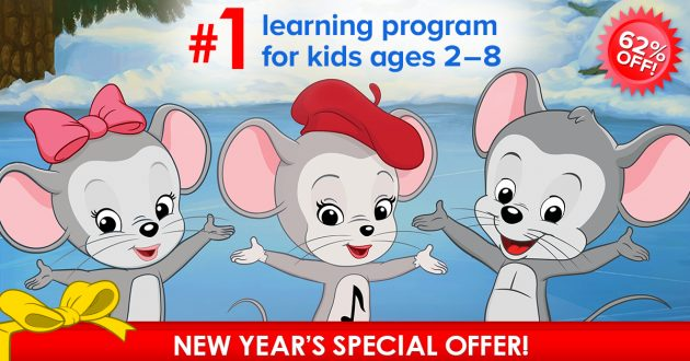 Get 62% off an annual subscription to ABCmouse com Early