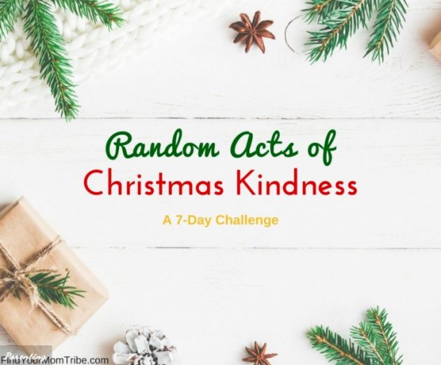 random act of kindness and eye