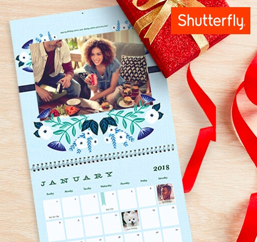Get a free shutterfly 8x11 wall calendar from my coke rewards when you enter one product code in your account