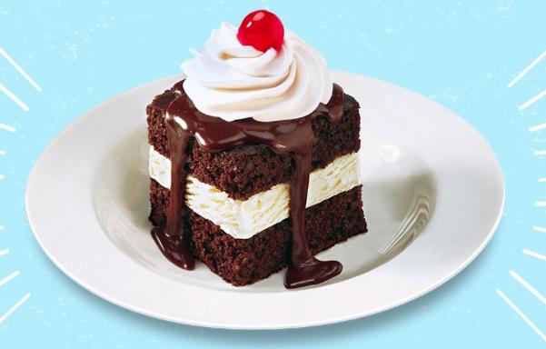 Shoney's: Free Hot Fudge Cake on December 7, 2017