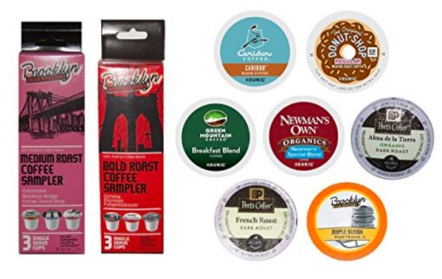 Amazon.com: Free K-Cup Coffee Sample Pack After Amazon Credit!