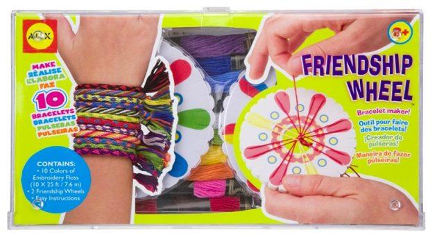 Amazon.com: ALEX Toys DIY Wear Friendship Wheel only $7.35!