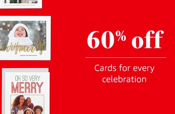 Huge Savings on Photo Cards!