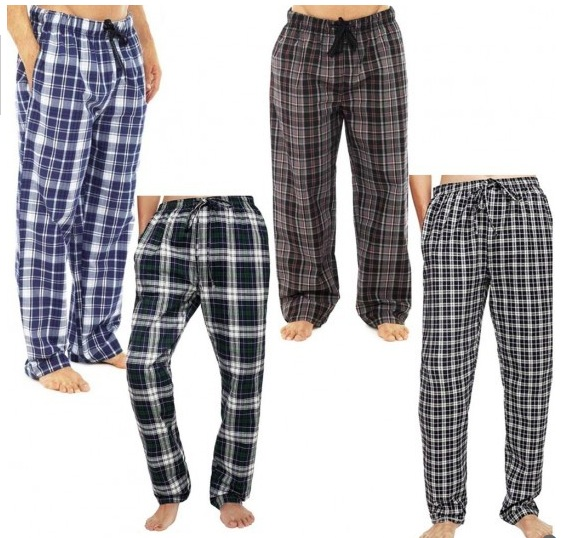 Get Rugged Frontier Men's Fleece Pajama Pants for just $6.99 shipped!