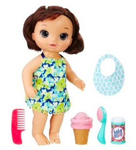 Target Cartwheel: 50% off Baby Alive Magical Scoops Baby