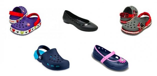 Crocs.com: Extra 10% off clearance = Shoes as low as $8.99!