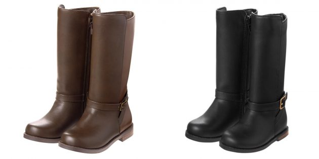 Gymboree: Girl's Tall Boots just $12.49!