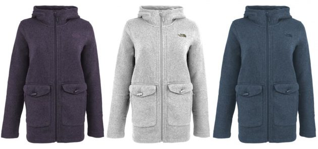 Get a North Face Women's Crescent Parka Hoodie for just $70 shipped!