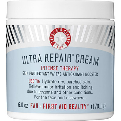 Free Sample of Allure Ultra Repair Cream