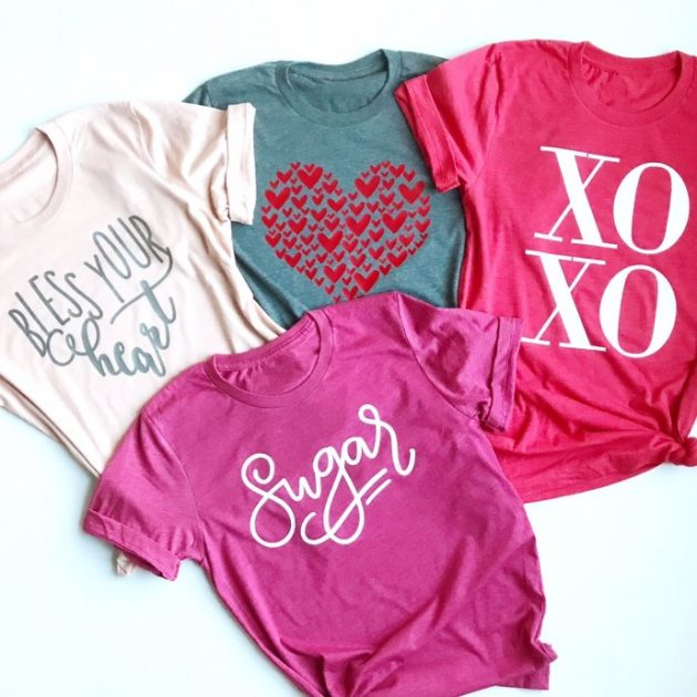 Get a Favorite Valentine Tee for only $13.99!